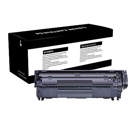 TonxIn Compatible con el Cartucho de tóner Q2612A HP para HP ...
