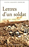 Image de Lettres d'un soldat