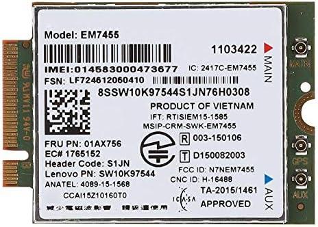 Tonysa Módulo 4G LTE, Tarjeta de Red inalámbrica NGFF/M.2 ...