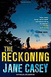The Reckoning[ THE RECKONING ] By Casey, Jane ( Author )May-22-2012 Hardcover