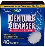 Freshmint NWI-DENT40-24 Denture Cleanser Tablets44; 24 Per Case