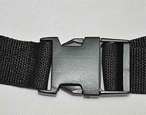 LUCKYYAN Medical Mesh Skid Proof type Soft Cushion Belt - for Wheelchair or Bed GREEN by LUCKYYAN (Image #5)