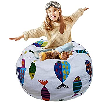 Stuffed Animal Bean Bag | Stuffed Animal Storage Or Sack | Bean Bag Stuffed  Animal Storage
