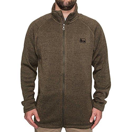Banded Leavellwood Full Zip Jacket Spanish Moss S