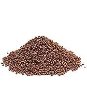 Cultivalley ampliado arcilla, 2-5 mm 4-8 mm 8-16 mm, gránulos de arcilla de alta calidad Hidroponía redondo fino & grueso, ideal para macetas de plantas como begruenungen el tono & el techo de la siembra o como material de construcción