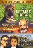 The Littlest Hobo / Paco / Alice's Adventure in Wonderland- 3 Full-length DVD Features