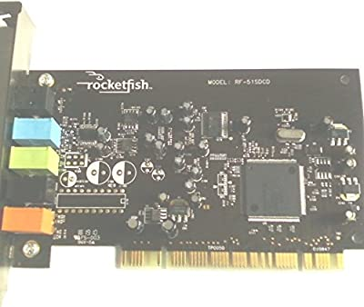 RF-51SDCD-5-1-Channel-PCI-Sound-Card from ROCKETFISH