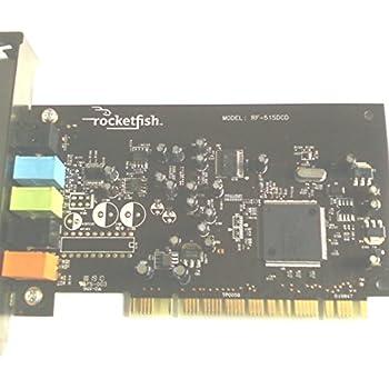 amazoncom rf51sdcd51channelpcisoundcard