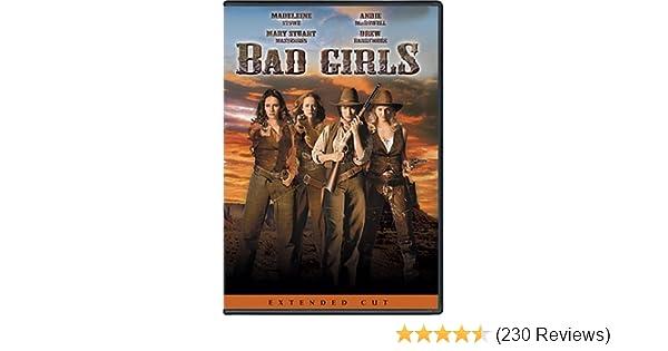 Amazon com: Bad Girls (Extended Cut): Madeleine Stowe, Mary