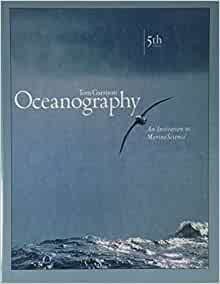 Science invitation to oceanography pdf 6th edition marine an