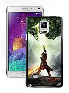 Dragon Age 3 Inquisition Into The Darkness The Phantoms Android Wallpaper Black Custom Phone Shell Samsung Galaxy Note 4 Case Cool Design