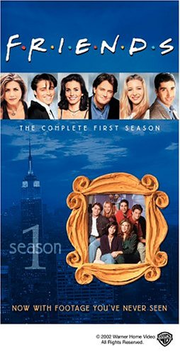 Friends - The Complete First Season [VHS]