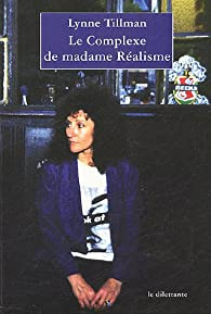 Book's Cover ofLe Complexe de madame Réalisme