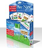 Play Nine Golf Card Game Travel Edition