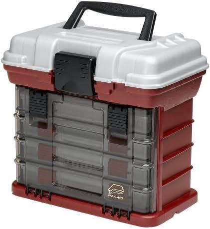 Plano 1354 4-Por bastidor System 3500 Tamaño de la caja de trastos: Amazon.es: Deportes y aire libre