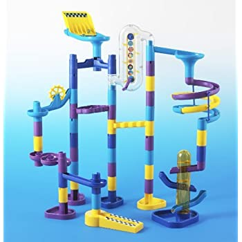 Amazon Com Discovery Toys Marbleworks Marble Run Deluxe