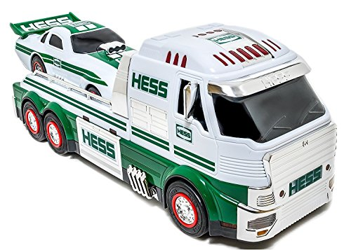 (Original - 1 Pack - 2016 Hess Toy Truck and Dragster)