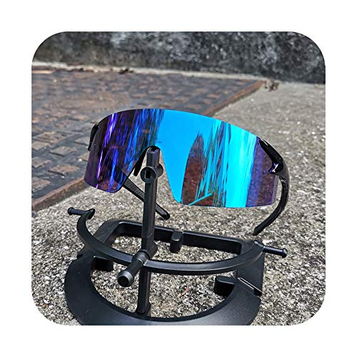 Camouflage Polarized Cycling Glasses Men Women Cycling Hiking Driving Photochromic Bicycle Glasses Outdoor Sport Eyewear,Red ()