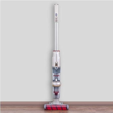 Asbjxny Aspirador inalámbrico de Mano Robot Aspiradora Vertical de Uso inalámbrico Grande Aspiradora Grande para el hogar @ Champagne_Gold: Amazon.es: Hogar