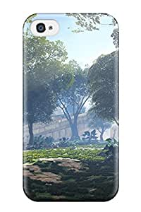TYH - VILUNwy11574tkchF Anti-scratch Case Cover Terry Willett Protective Skyforge Case For Iphone 4/4s phone case