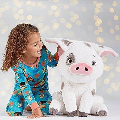 Disney Pua Plush Moana - Large - 17 Inch: Toys & Games