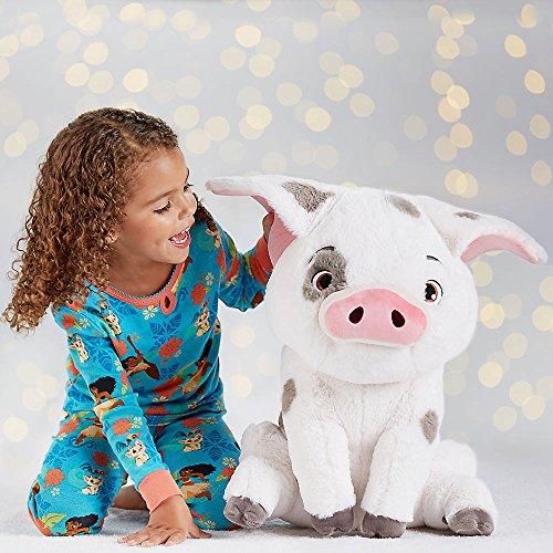 Huge Pig - Disney Pua Plush - Disney Moana - Large - 17 Inch