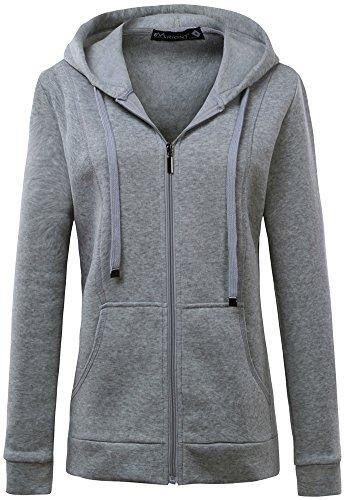 Mrignt Womens Fleece Sweatshirt Hooded product image
