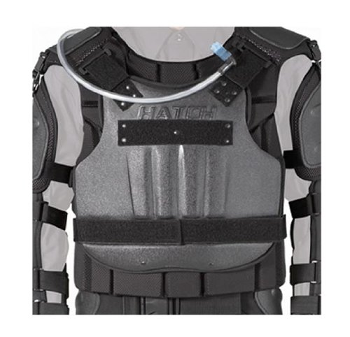 Hatch ExoTech Upper Body and Shoulder Protection, Medium, Black