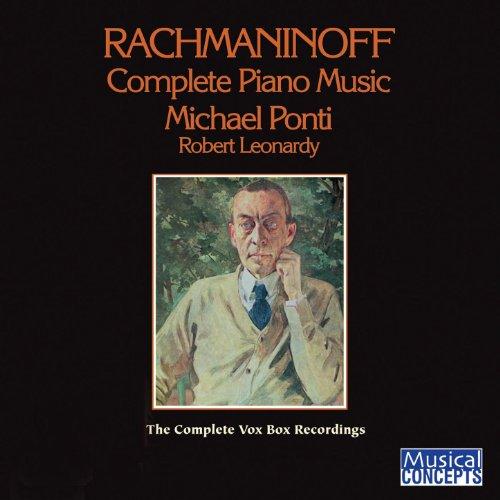 Rachmaninoff: Complete Piano M...