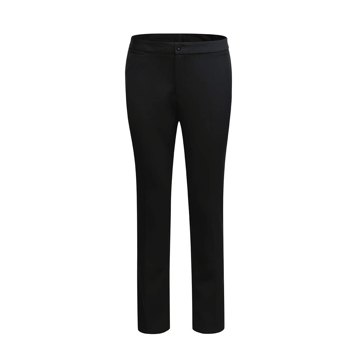 Womens Business Office 1 Button Blazer Jacket and Pants Suit Set
