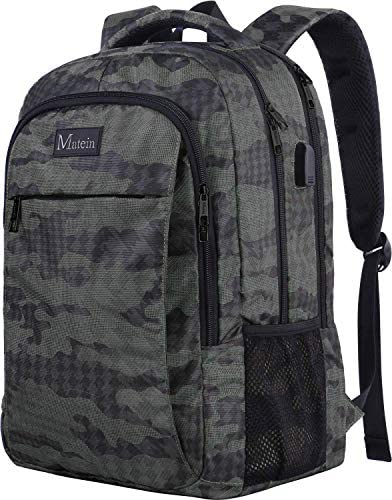 Backpack Resistant Business Lightweight 15 6 Inch