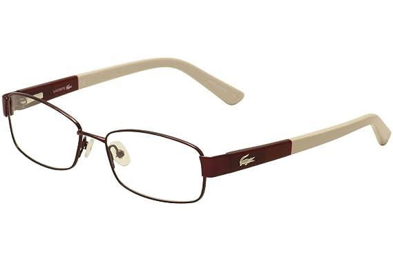 2c0d7ff714e Amazon.com  Eyeglasses LACOSTE L 2174 615 RED  Clothing
