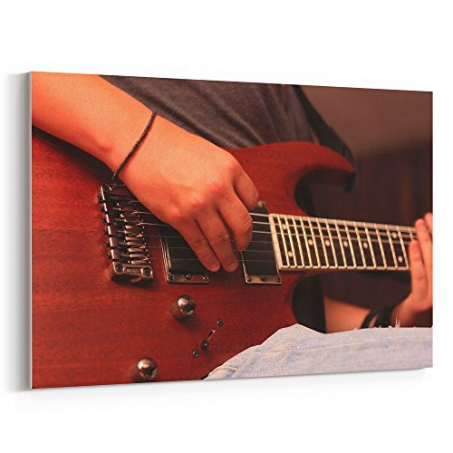 Used, Westlake Art - Guitar Instrument - 12x18 Canvas Print for sale  Delivered anywhere in Canada