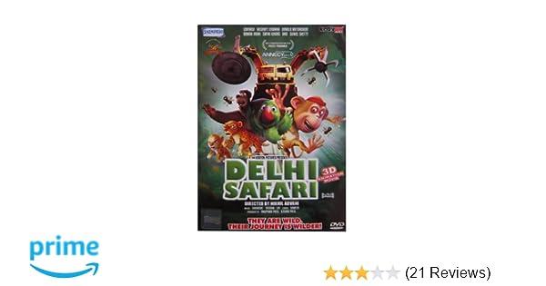 Amazon.com: Delhi Safari: Aninmated, Nikhil Advani, Anupama ...