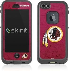 NFL - Washington Redskins - Washington Redskins Distressed - skin for Lifeproof fre iPhone 5/5s Case