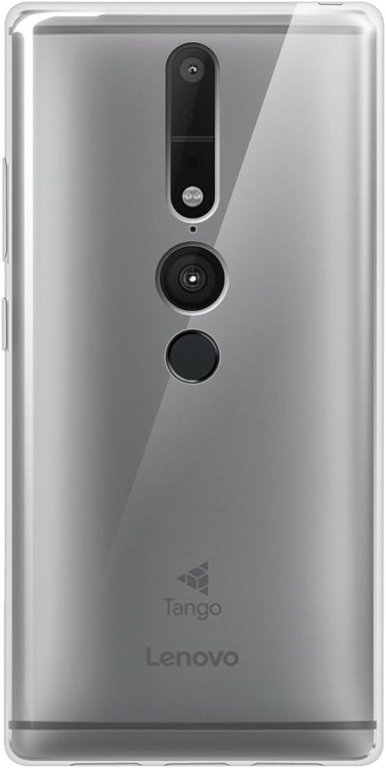 Lenovo Phab 2 Pro Funda,Carcasa de Solicona Suave TPU para Lenovo ...