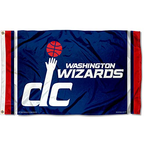 (NBA Washington Wizards 3x5 Banner Flag)