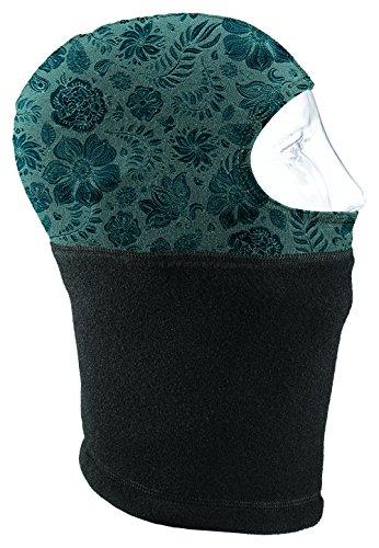 Seirus Innovation Thick N Thin Headliner Balaclava Headwear, One Size, Garnish-Navy
