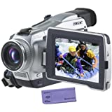"Sony DCRTRV27 MiniDV Digital Handycam Camcorder w/ 3.5"" LCD, MPEG EX, Memory Stick  & Mega Pixel Video/ Still (Discontinued by Manufacturer)"