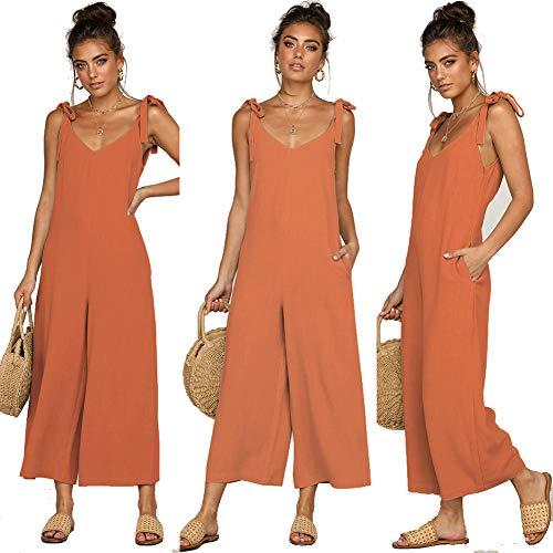 bright orange pants - 6