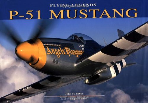 Download Flying Legends: P-51 Mustang pdf