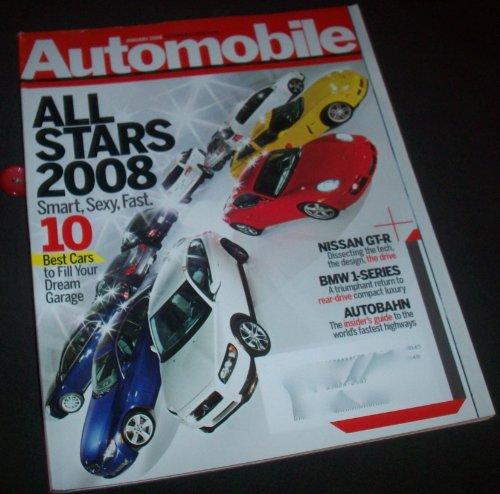 Automobile January 2008