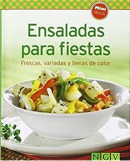 Ensaladas Para Fiestas (Minilibros de cocina)