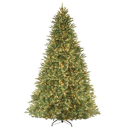 9 Ft Artificial Christmas Tree With Led Lights
