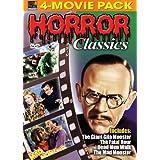 Horror Classics 4 Movie Pack Vol. 3 [Import]
