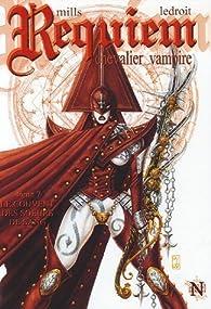 Requiem, Chevalier Vampire, tome 7 : Le couvent des soeurs de sang par Pat Mills