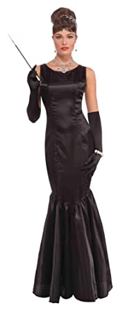 Forum Vintage Hollywood Collection High Society Lady Costume Black Standard  sc 1 st  Amazon.com & Amazon.com: Forum Vintage Hollywood Collection High Society Lady ...