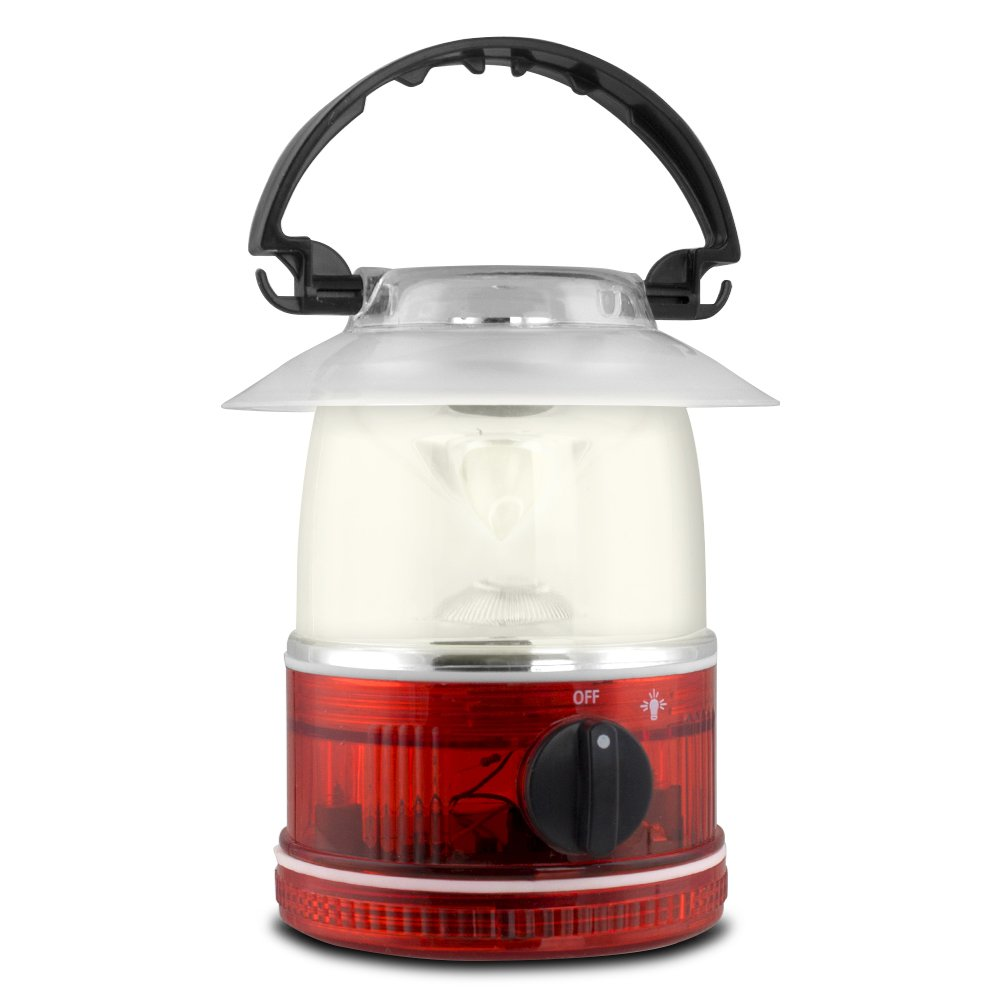 LED Lights Mini Lanterns - Mini Camping Lights - Camping Lantern (Colors Vary) by Imperial Home B008BX9OAA