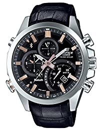 "[Solar Watch] (EDIFICE) ""TIME TRAVELLER"" EQB-501L-1AJF(Japan Import-No Warranty)"