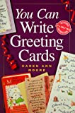You Can Write Greeting Cards (You Can Write It!)
